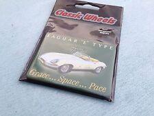 Jaguar E Type Quality Steel Fridge Magnet