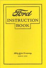 repair manuals literature for 1926 ford model t ebay rh ebay com 1927 Ford Model T 1923 Ford Model T