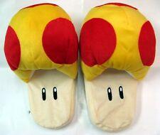 Super Mario Bros - Mega Mushroom Slippers