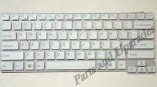 Sony Vaio VPCCW VPC-CW White Keyboard 148755521 NEW USA