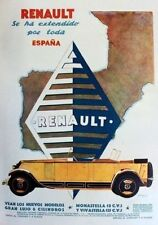 Renault Automobile Advertising