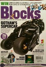 Blocks UK Gotham's Supercar Nostalgia Behind the Scenes FREE PRIORITY SHIPPING!