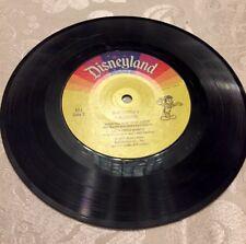 "1977 WALT DISNEY PINOCCHIO 45 7"" A DISNEYLAND RECORD LLP 311"