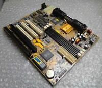 Original Genuine PC Chips PC100 BX Pro Processor Socket 1 DDR ATX Motherboard