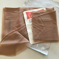 Carefree Vintage Stockings 15 Denier Size 10 New Miracle Nylons With 9 Lives