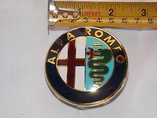 100% GENUINE ALFA ROMEO 159  New Alloy Wheel Center Cap  50521712