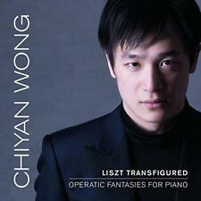 Chiyan Wong - Liszt Transfigured: Operatic Fantasies For Piano (NEW CD)
