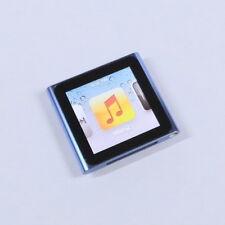 Apple iPod Nano 16GB 6th Gen Generation Blue MP3 WARRANTY EXCELLENT
