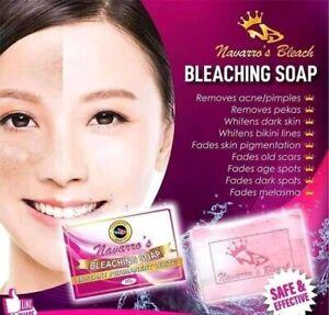 NAVARRO'S Bleaching Soap (seller 🇺🇸) 135g