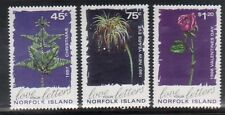 Norfolk Islands 633-5 Special Days Mint NH