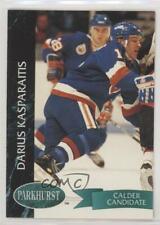 1992-93 Parkhurst Darius Kasparaitis #102