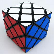LanLan Master Skewb Speed Cube twist toy black white
