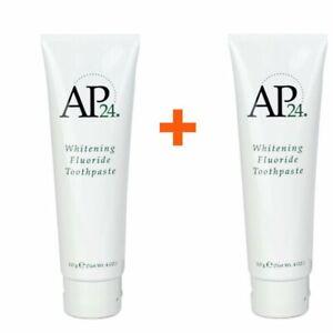 Nu Skin AP-24 110g Dentifrice Blanchissant 2 Tubes