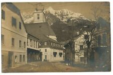 Hotel Spanberger Gröbming Liezen Styria Austria - Real Photo  Early !!
