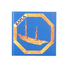 Kapla Art Book Volume 2 Blue for Advanced (livr2) NEW! #