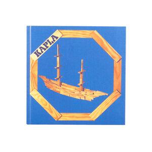 Kapla Art Book Band 2 Blue For Advanced (LIVR2) New! #