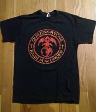 Vintage Queensryche Rage for Order M T-Shirt 1986-87