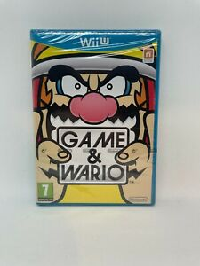 Game & Wario - Nintendo Wii U - BRAND NEW AND SEALED* - FREE FIRST CLASS DEL!