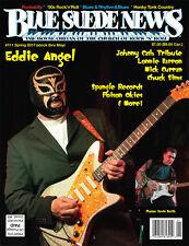 BLUE SUEDE #111  Eddie Angel, Nick Curran, Chuck Sims, J. Cash Tribute, & More!