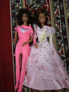 2x 1990s Barbie Dolls