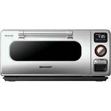 "Sharp SSC0586DS,20"""" Superheated Steam Countertop Oven-Stainless Steel"