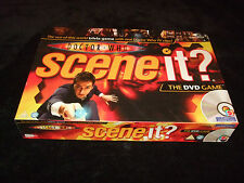 DOCTOR WHO SCENE IT THE FAMILY DVD GAME BY MATTEL 2008