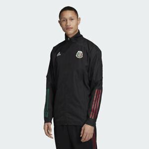 Adidas Men's Mexico Presentation Jacket  Black FH7847