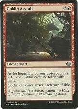 1x Foil - Goblin Assault - Magic the Gathering MTG Modern Masters 2017