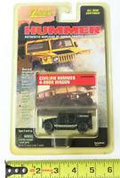 Johnny Lightning Hummer Civilian 4-Door Wagon 1:64 Diecast