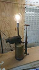 Vintage Blow torch Lamp