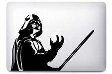 Sticker pour MacBook Pro Air - Dark Vador Sabre - Noir ou Blanc