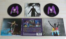 CD + DVD DIGIPACK  A LA POURSUITE DU BONHEUR TOUR LIVE A BERCY M POKORA 2013