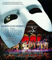 The Phantom of the Opera at the Royal Albert Hall BLU-RAY NEW