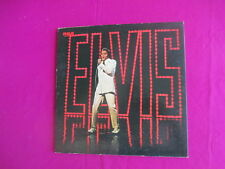 Elvis Presley rare Japan pressed Lp + booklet- NBC Tv special 1972, excellent