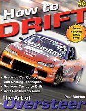 HOW TO DRIFT: ART of OVERSTEER drifting car sr20det engine swap nissan mazda