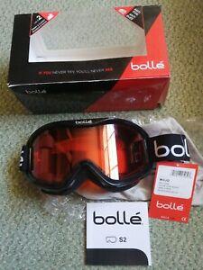 Bolle Mojo Ski Snowboard Goggles