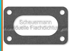 Dichtung Vergaserfuß Weber 32 DMTR, 32DHS, Solex 32 EIES, Fiat 124