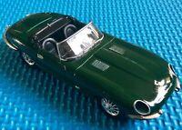 Del Prado 1961 Jaguar 'E' Type 1:43 scale Excellent Used Condition Without Box