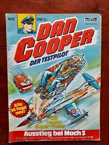 Dan Cooper Der Testpilot  Nr. 6   Bastei