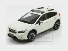 Subaru Xv 2014 Crystal White Pearl SUNSTAR 1:18 SS5572 Model