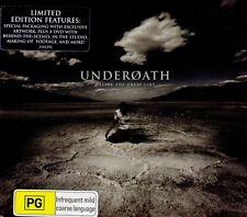 >>   UNDEROATH / DEFINE THE GREAT LINE - LIMITED BONUS DVD EDITION