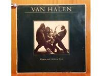 VAN HALEN - WOMEN AND CHILDREN FIRST - LP/VINILO - ESPAÑA -1980- (MB/VG - EX/NM)