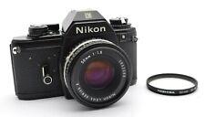 Nikon EM SLR-Kamera + Nikon Series E Lens 1,8 / 50 mm Pancake Objektiv TOP n33