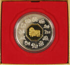 2003 Proof $15 Chinese Year of the Ram Canada .925 silver coin-box-COA