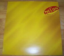 """RARE U2 UK IMPORT 12"""" vinyl EP Melon REMIXES NEAR MINT 1995 Numb Soul Assassins"""
