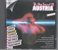 New Sound Of Austria  CD  EDELWEISS , CURACAO , E.A.V.   (c)  1988