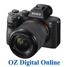 NEW Sony A7 III 28-70mm Kit Mirrorless 24MP 4K Full HD Digital Camera 1Yr Au Wty
