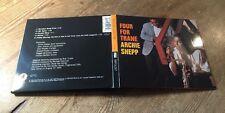 CD * Four For Trane-ARCHIE SHEPP * impulsions IMP 12182 * 1997 * Livret