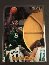 1997-98 Bowman's Best ANTIONE WALKER  Celtics #BBP7