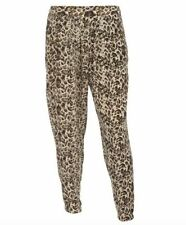 Polyester Harem Tapered 30L Trousers for Women